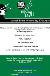 National Piping Centre E-learning Launch