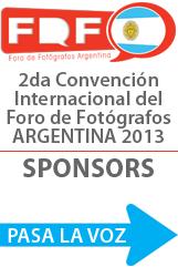 2da. Convención Internacional del Foro de Fotógrafos en ARGENTINA