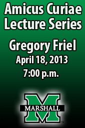 Gregory Friel; Amicus Curiae Lecture Series