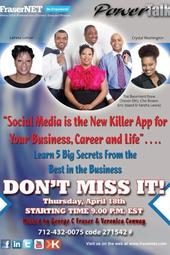 George Fraser & The Basement Crew Social Media Is The New Killer App For Your Business, Career & Life