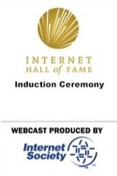 Internet Hall of Fame Induction Ceremony