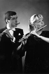 Visiting Artist Series: Icelandic Flute Players