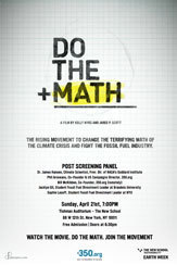 Do the Math: Post Screening Panel