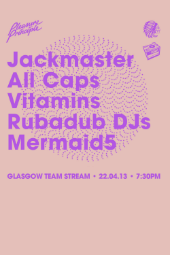 Pleasure Principle Glasgow Team Stream