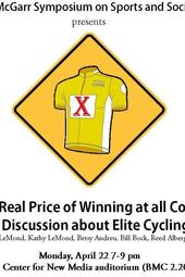 The Real Price of Winning at All Costs: A Discussion about Elite Cycling