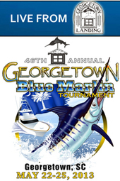 46th Annual Georgetown Blue Marlin Tournament