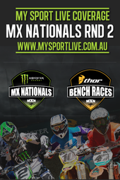 Round 2 - MX Nationals