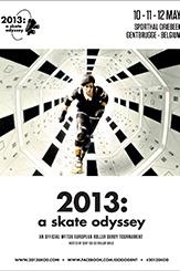 2013  A SKATE ODYSSEY