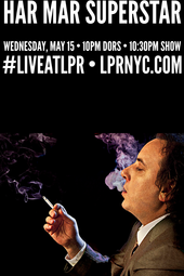 Har Mar Superstar w/ The Young Things & Nightbox