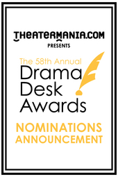 Drama Desk Nominations 2013