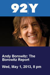 Andy Borowitz: The Borowitz Report