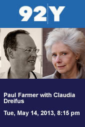Paul Farmer with Claudia Dreifus on Haiti