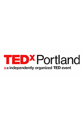 At TEDxPortland