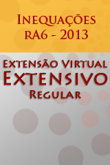Extensivo Regular - Inequações - rA6