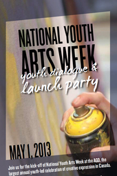 National Youth Arts Week