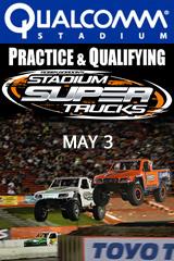 San Diego SST Practice & Qualifying
