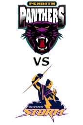 Panthers vs. Storm