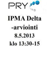 PRY IPMA-arviointi