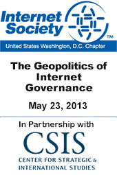 The Geopolitics of Internet Governance