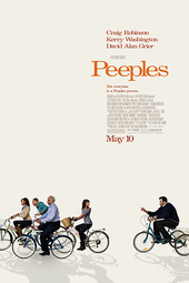 Tyler Perry presents PEEPLES Live Q&A