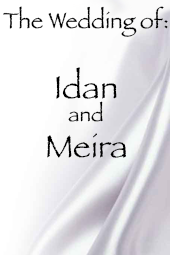 Idan and Meira's Wedding