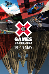 X Games Barcelona: Tony Hawk Demo