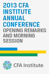 Conference Opening Remarks and Morning Session