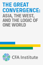Kishore Mahbubani: The Great Convergence: Asia, the West, and the Logic of One World