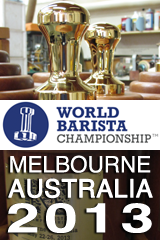 2013 World Barista Championship