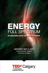 TEDxCalgary 2013 | Energy: Full Spectrum