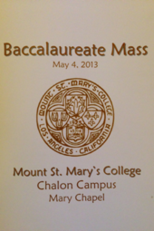 Mount St. Mary's College | Chalon Campus