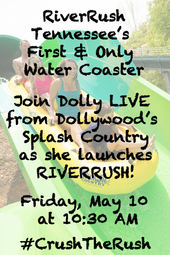Dolly LIVE at Dollywood's Splash Country