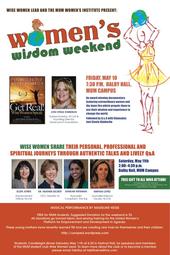 Women's Wisdom Weekend at Maharishi University of Management
