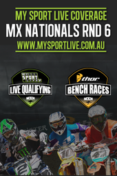 Round 6 - Monster Energy MX Nationals - Appin, NSW