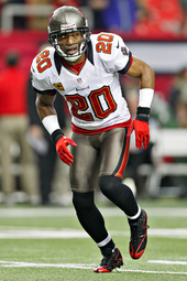 Tampa Bay Bucs' Ronde Barber retirement presser