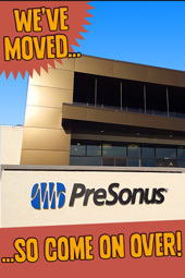 Tour the New PreSonus Headquarters!