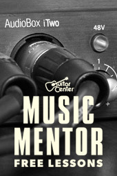 GC Music Mentor—Learn the AudioBox i-Series