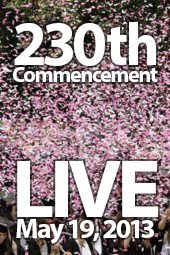 230th Commencement