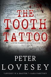 Peter Lovesey discusses THE TOOTH TATTOO