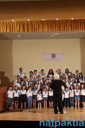 1ο Παιδικό χορωδιακό φεστιβάλ στη Ναύπακτο