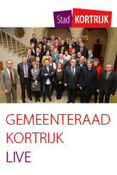 Gemeenteraad Kortrijk Live 13/05/2013