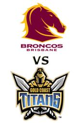 Broncos vs. Titans