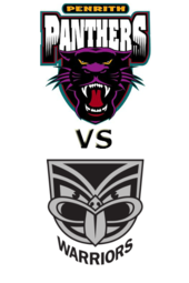 Panthers vs. Warriors