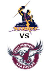 Storm vs. Sea Eagles