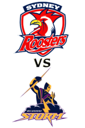 Roosters vs. Storm