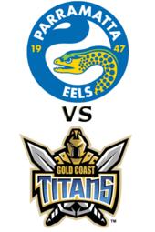 Eels vs. Titans