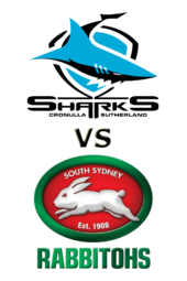 Sharks vs. Rabbitohs