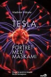 Tesla, portret med maskami
