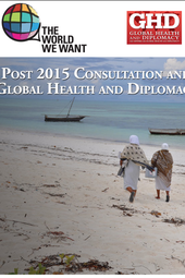 Post 2015 Consultation and Global Health and Diplomacy