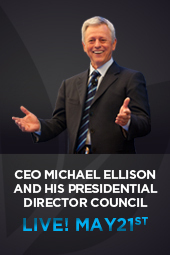 CEO Michael Ellison and His Presidential Director Council